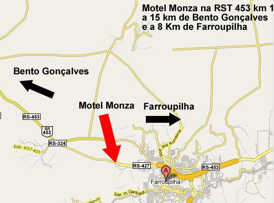 Motel A Monza